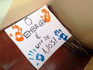 Lisboa: Encerramento da campanha pela rejeição do aborto