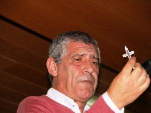 Igreja/Natal: Fernando Santos na inauguração dos Presépios de Garfe