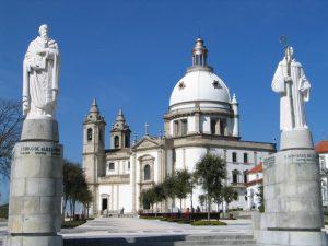 Braga: Festa da Imaculada Conceição na Basílica do Sameiro