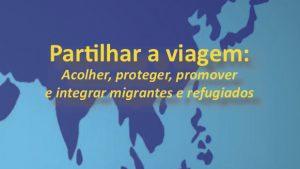 Solidariedade: Semana mundial da campanha «Compartilhe a viagem»
