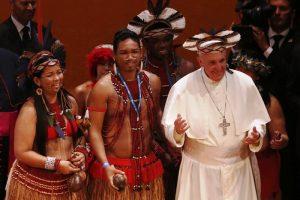 Sínodo 2018: Via–Sacra amazónica vai alertar para os «problemas dos povos indígenas»