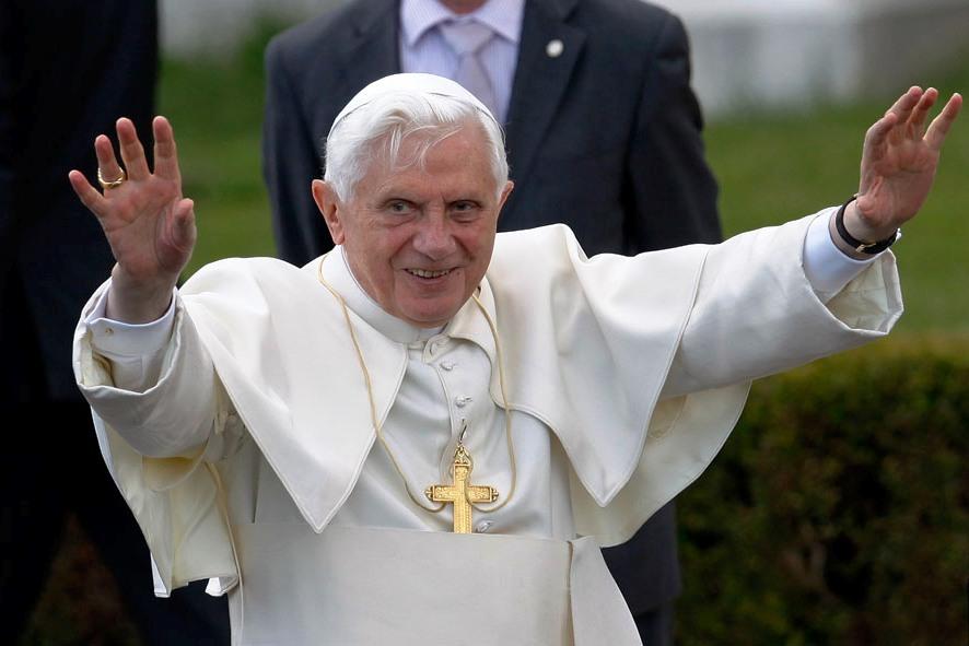 PORTUGAL POPE BENEDICT XVI VISIT