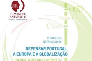 Sociedade: Congresso vai «repensar Portugal, a Europa e a globalização»