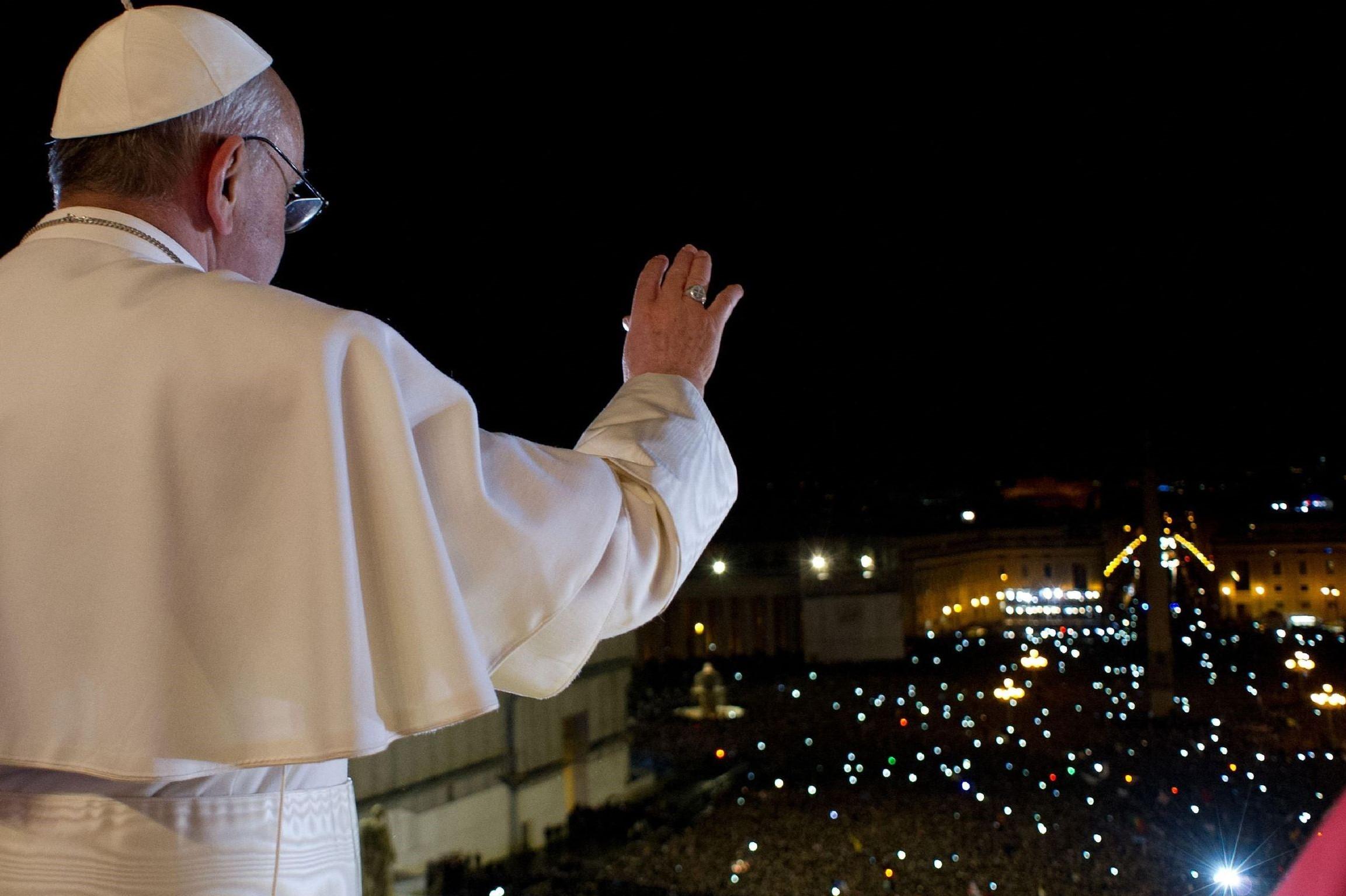Resultado de imagem para A Era de Francisco O Papa do Fim do Mundo