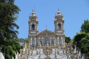 Braga: Presidente da República na inauguração das obras do projeto «Bom Jesus: Requalificar II»