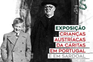 Igreja/Cultura: Exposição «Crianças Austríacas da Cáritas em Portugal»