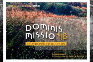 Dominicanas: Campo de trabalho missionário em Pedrogão Grande