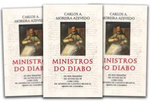 Publicações: Lançamento da obra «Ministros do Diabo» de D. Carlos Azevedo