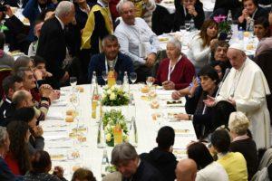 Santa Sé: Celebração do Dia Mundial dos Pobres