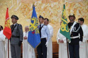 Fátima: Militares peregrinam ao Santuário Mariano