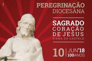 Viana do Castelo: Peregrinação centenária ao Sagrado Coração de Jesus