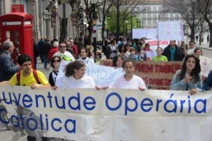Pastoral Operária: Assembleia nacional da Juventude Operária Católica
