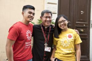 Igreja: Presidente da «Caritas Internationalis» conhece Cáritas Portuguesa e preside ao 13 de maio em Fátima
