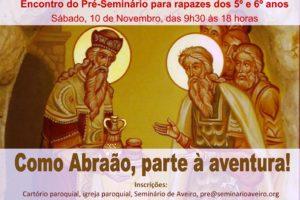 Aveiro: Diocese promove dia de encontro no seminário @ Aveiro   Aveiro   Portugal
