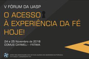 Fátima: Antigos alunos dos seminários debatem o «Acesso à experiência da fé, hoje!»