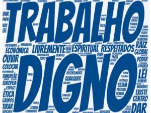 Lisboa: Celebração do Dia Mundial do Trabalho Digno