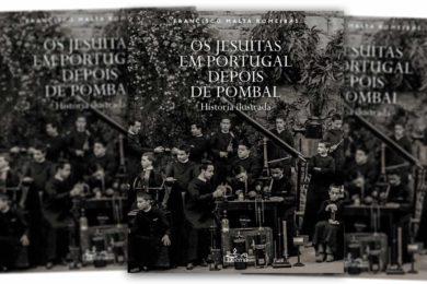 Publicações: Lançamento da obra «Os jesuítas em Portugal depois de Pombal»