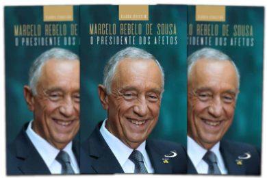 Publicações: Apresentação da obra «Marcelo Rebelo de Sousa - O Presidente dos Afetos»