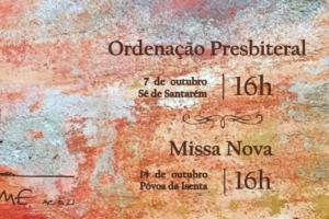 Santarém: Ordenação presbiteral de João Ramalho
