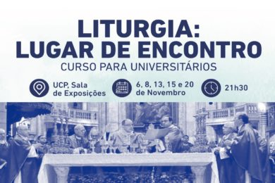 Lisboa: Capelania da Católica promove curso sobre liturgia para universitários