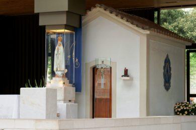 Fátima: Inauguração da exposição comemorativa do centenário da construção da Capelinha