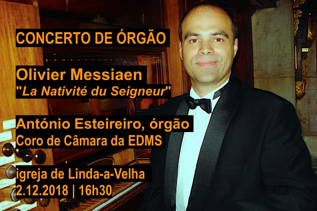 5d9f40c0de0 Igreja Música  Ciclo de órgão «La Nativité du Seigneur» - Agência ECCLESIA
