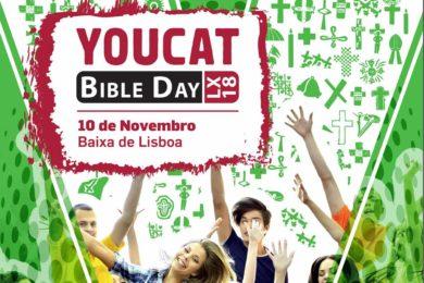 Catequese: «Youcat Bible Day» leva adolescentes em missão para as ruas de Lisboa