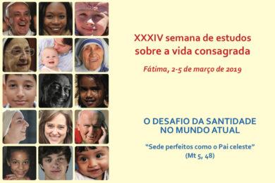 Igreja: D. José Tolentino Mendonça faz conferência de abertura na Semana de Estudos sobre a Vida Consagrada