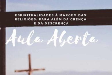 Braga: Aula aberta sobre «Espiritualidades à margem das religiões»