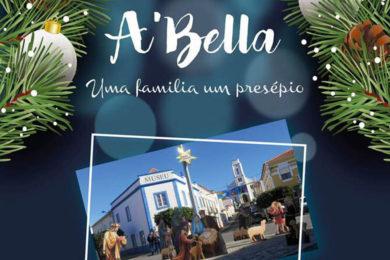 Natal: Famílias de Abela mostram os seus presépios