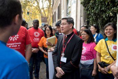 Igreja: Arcebispo de Manila vai encontrar-se com comunidade filipina em Lisboa