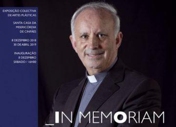 Lamego: Encerramento da exposição «In Memoriam - D. António Francisco dos Santos»