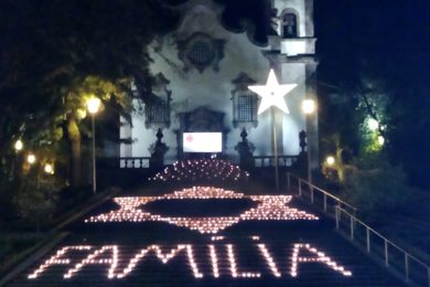 Viseu: Cerimónia «10 Milhões de Estrelas – Um Gesto Pela Paz»