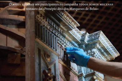 Igreja/Arte: Inauguração da nova sala do presépio português