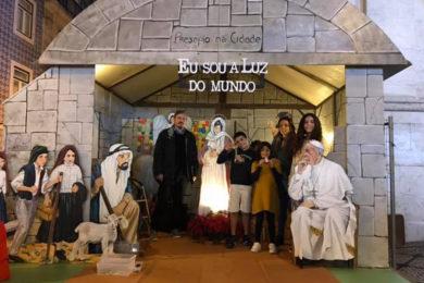 Natal: «Presépio na Cidade» volta a iluminar Lisboa