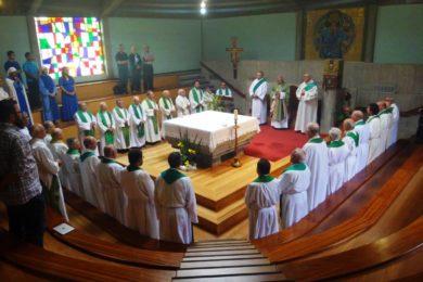 Aveiro: Clero diocesano reúne-se em formação sobre «iniciação cristã»