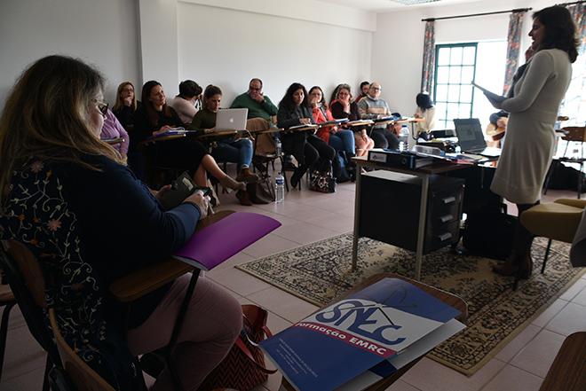 EMRC: Autonomia e flexibilidade curricular da disciplina reuniu professores em formação
