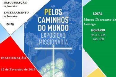 Igreja/Missões: Exposição «Pelos Caminhos do Mundo» em Lamego