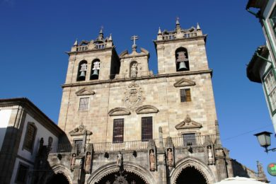 Braga: Inauguração da remodelação do Batistério da Sé