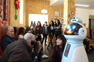 Coimbra: Cáritas partilha experiências na área da robótica