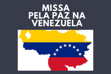 Funchal: D. Nuno Brás celebra Missa pela Paz na Venezuela