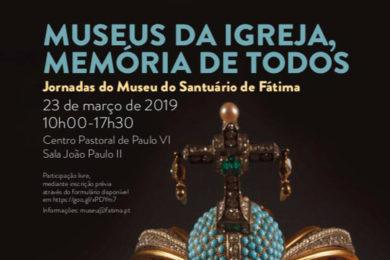 Fátima: Jornada «Museus da Igreja, memória de todos»