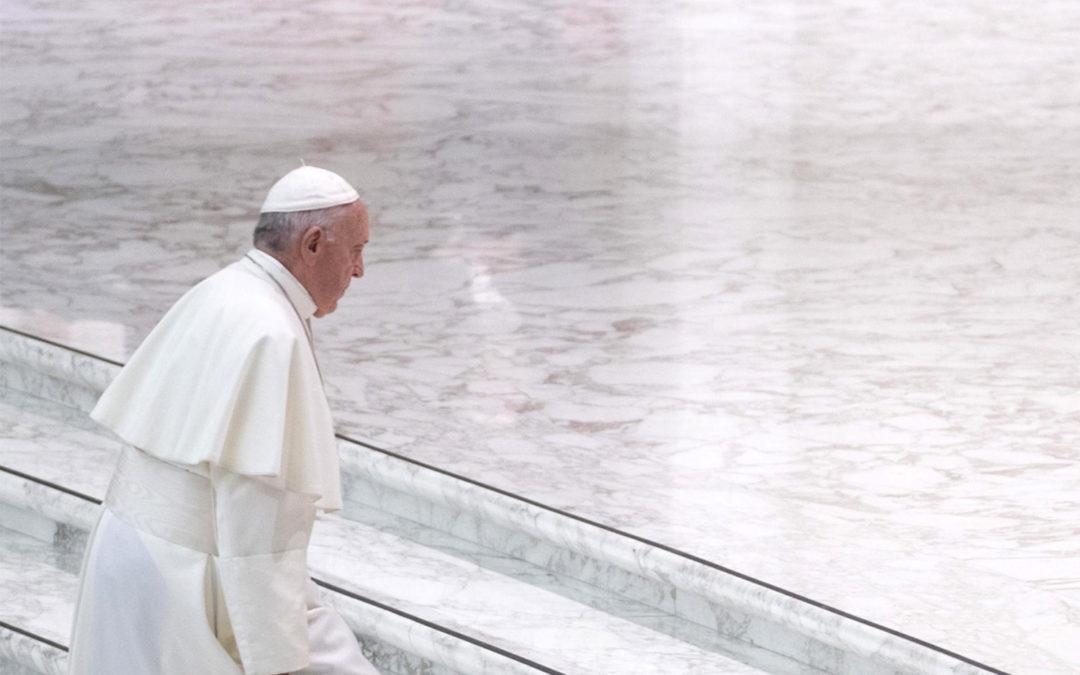"""Igreja/Política: Papa destaca necessidade de """"revitalizar as democracias»"""