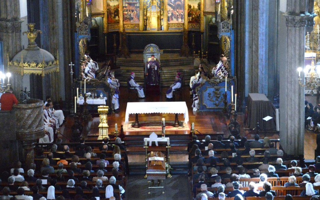 Igreja: Madeira despede-se de D. Maurílio de Gouveia, antes do «último adeus» em Évora