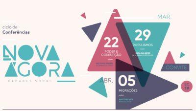 Braga: Ciclo de conferências sobre corrupção, populismos e migrações