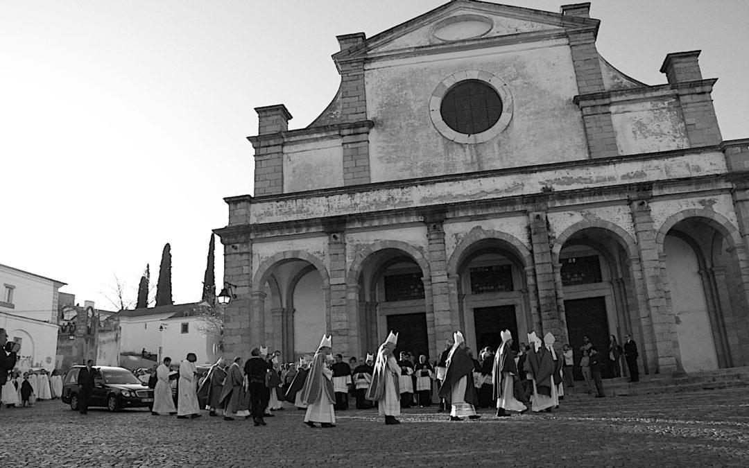 Igreja: D. Maurílio de Gouveia foi sepultado no Panteão dos Arcebispos de Évora (c/vídeo)