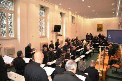 Vida Consagrada: Encerramento do capítulo provincial dos Passionistas