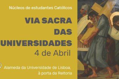 Quaresma: Via Sacra das Universidades em Lisboa