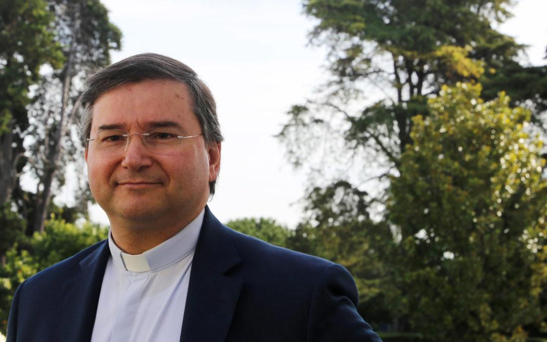 Igreja: Papa nomeou D. Américo Aguiar como bispo auxiliar de Lisboa (c/vídeo)