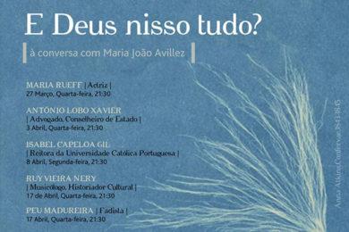 Lisboa: Ciclo «E Deus nisto tudo?» na Paróquia do Campo Grande